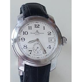 fc8005c5833 Relogio Baume Mercier Antigo - Relógios no Mercado Livre Brasil