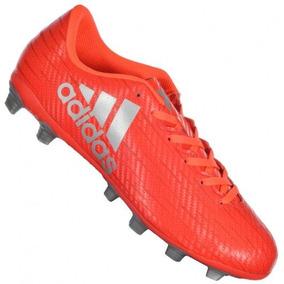 b5862e321e7 Chuteira Adidas Adinova Couro - Chuteiras Adultos Adidas Vermelho no Mercado  Livre Brasil