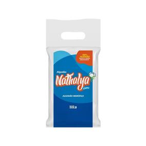 Algodão Hidrófilo Rolo 500g Nathy - 10 Rolos