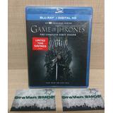 Game Of Thrones. Primera Temporada. Blu Ray