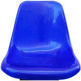 Concha Para Cadeira Somente Assento Plastico