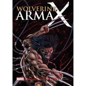 Livro - Wolverine Arma X - Lacrado + Brinde