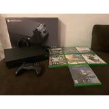 Xbox One X Scorpio Usado En Perfectas Condiciones