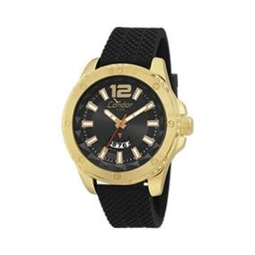 Relógio Condor Masculino Dourado Co2115wz