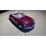 Porsche 356 Bburago 1:18 Cabriolet Excelente Estado