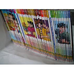 Kit 51 Revistas Chico Bento Moço * Números Zero A 50 Panini
