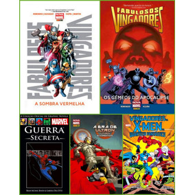 Graphic Novels E Hqs - Marvel - Coleções