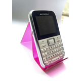 Motorola Motokey Mini - Ex108-seminovo Desbloqueado