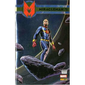 Miracleman - Marvel - Número 01 Ao 09