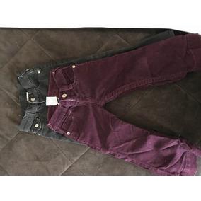 Pantalon True Religión Talla 3 Y Talla 4 (pana)