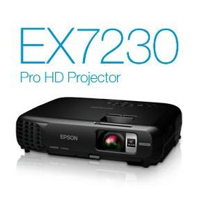 Proyector Epson Powerlite Ex7230 Hd 3000 Lumens