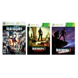 Dead Rising 1 + Case West + Case Zero X-360 No Pagar Envio