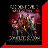 Resident Evil Revelations 2 - Complete Season Ps3