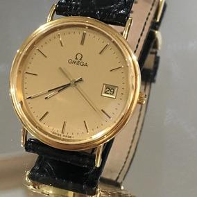 e9ba86df895 Relogio Omega Ville Ouro - Relógios no Mercado Livre Brasil