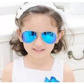 Óculos Para Crianças Menina Menino Bebe Aviador Lente Barato d594da30ce