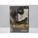 Devil May Cry 2 - Ps2 ¡físico-usado!