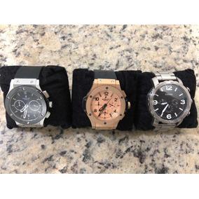 Relógio Fossil E Hublot
