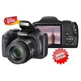 Camara Canon Sx540 Wifi - 100x Zoom 20.3mpx Hd Gps 2019 Nuev