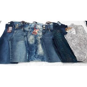 Calça Jeans Marca W Pink - Calças Jeans no Mercado Livre Brasil c81bef5907fbe