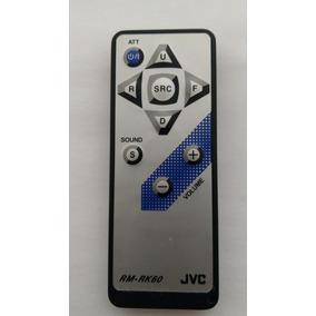 Controle Remoto Jvc Car Audio Rm-rk60