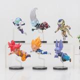 6 Figuritas De Dragonball Por $30 Dragon Ball