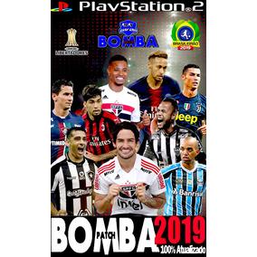 Bomba Patch 2019, Jogo Ps2, Atualizado Abril.