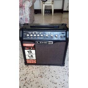 Amplificador Para Guitarra De 15 Watts En Rebaja