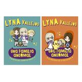 Pack Familia Anormal 2 Libros - Lyna Vallejos - Altea Nuevo