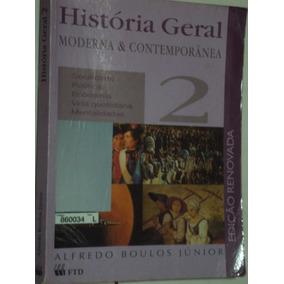 História Geral - Moderna & Contemporânea 2 (sebo Amigo)