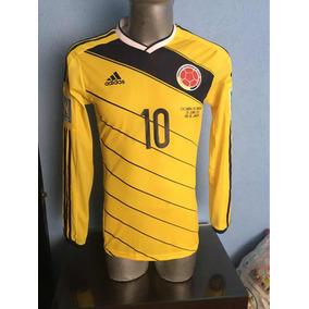 Camisetas De Mujer Seleccion Colombia en Mercado Libre México 2680da3c24121