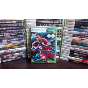 Pro Evolution Soccer - Pes 2015 - Xbox 360 - Mídia Física
