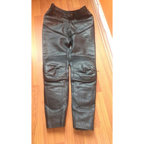 Pantalones De Cuero Moto
