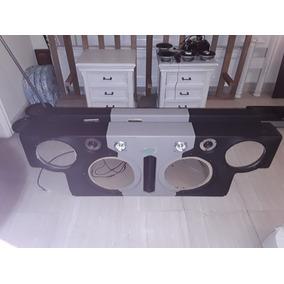 Mueble De Sonido Para Four Runner 08 O Similar
