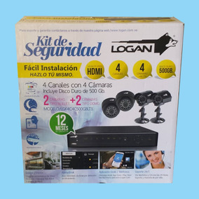 Kid De Seguridad Logan