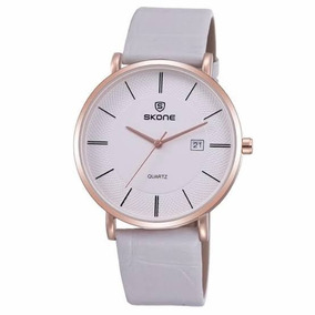 2f2f7132a19 Relogio Skone Feminino Branco - Joias e Relógios no Mercado Livre Brasil
