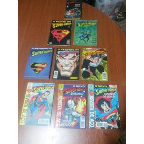 Super Coleção Super-homem:a Morte O Retorno Além Da Morte E+