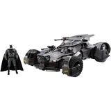 Batman Batmobile Liga De La Justicia Rc Mattel No Hot Toys