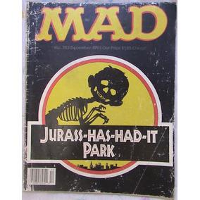 Mad Nº 323 (december 1993) Importada Em Inglês