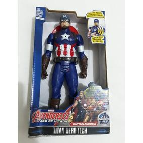 Boneco Capitão America Avengers