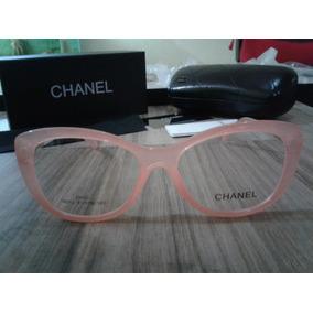 5c06fbe221c9e Oculos Sem Grau De Gatinho Chanel - Óculos no Mercado Livre Brasil