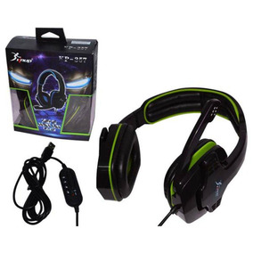 7d32e13bca752 Headset Gamer Sound Usb Com Fio Pc Ps3 Ps4 Xbox One Knup 357