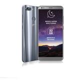 Celular Zte Blade V9 Reconocimiento Facial 32gb Plata Alum.