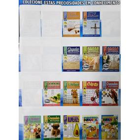 Revistas Jogos 25 Caça Palavra, Suduko E Cripto (f,m,d).