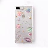 Funda Case iPhone 6 X 7 / 8 Plus Xs - Max Xr Galaxia