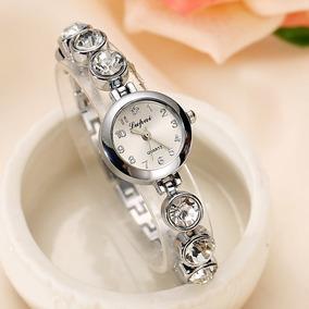 19e0da65214 Relogio Em Ouro E Diamantes - Relógios De Pulso no Mercado Livre Brasil