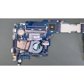 Placa Mãe Netbook Acer Ao722 Completa