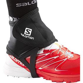 timeless design 693b6 db4a7 Polainas Salomon Trail Para Calzado