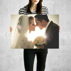 Poster Personalizado (1 Unidade) 60x90 Cm - Envie Sua Foto