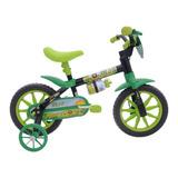 Bicicleta Aro 12 Cairu Lion Masculina