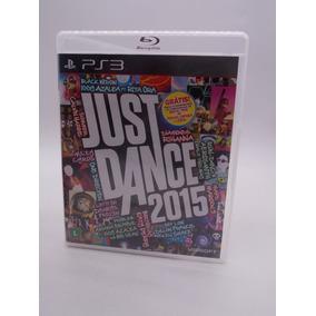 Just Dance 2015 Play Station 3 Original Mídia Física